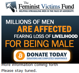 Men's Rights Redditors team with PUA douchebag Roosh V to raise money for alleged victims of feminism