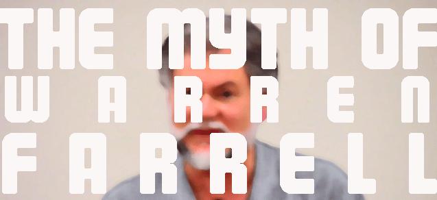 The Myth of Warren Farrell: Farrell on Rape, Part One
