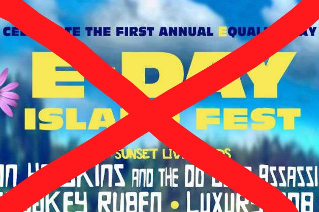 The E-Day Concert that Wasn't: The Canadian Association for Equality turns a PR disaster into a PR catastrophe