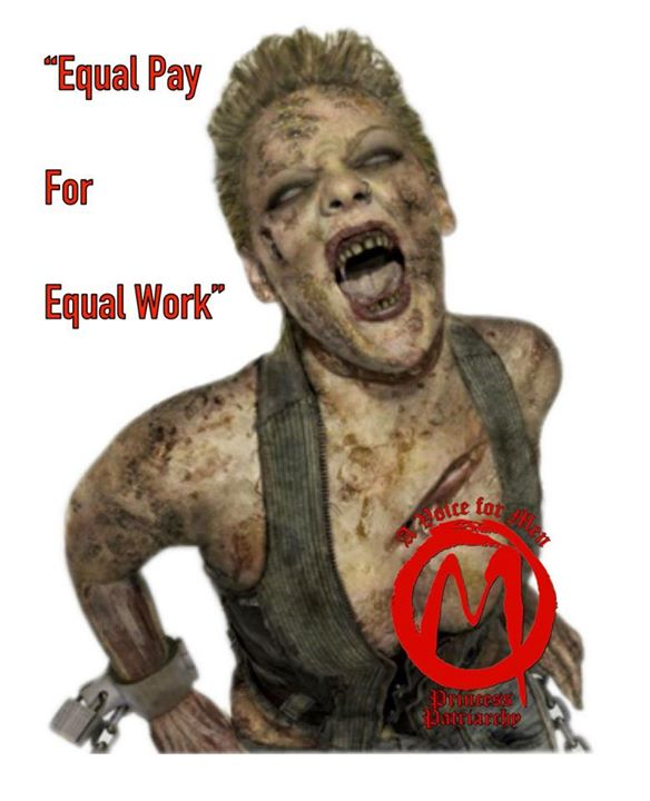 """Celebrate"" Equal Pay Day with this busted Men's Rights meme!"