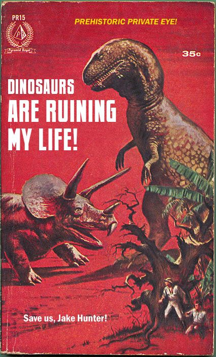 Open Thread for Personal Stuff: May 2015 Dinosaurs Are Ruining My Life Edition