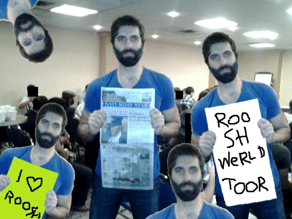 12 Totally Legit Pics from Roosh V's World Tour
