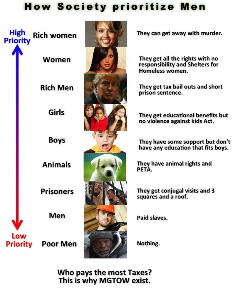 9 More Bizarrely Misogynistic Mgtow Posters That Will