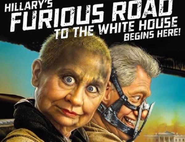 Mad Magazine on Mad Max: Fury Road
