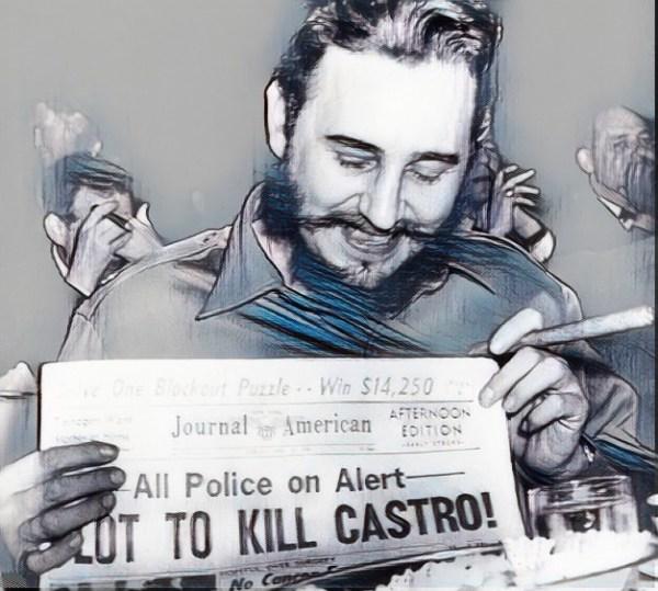 Did Trump get the last laugh on Fidel Castro?