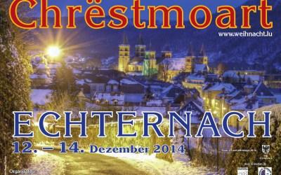 34. Weihnachtsmarkt in Echternach