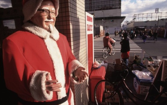 KFC Is The Essential Element of Japanese Christmas