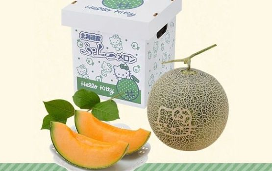 Japan Says Hello, To Hello Kitty Cantaloupe