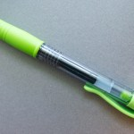 Review: Pilot G-2 0.7mm in Lime Green