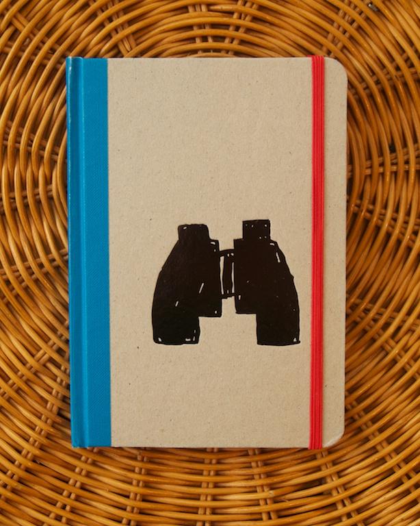 Explorer Notebook by Plumb