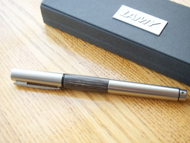 Lamy Accent Fountain Pen & Packaging
