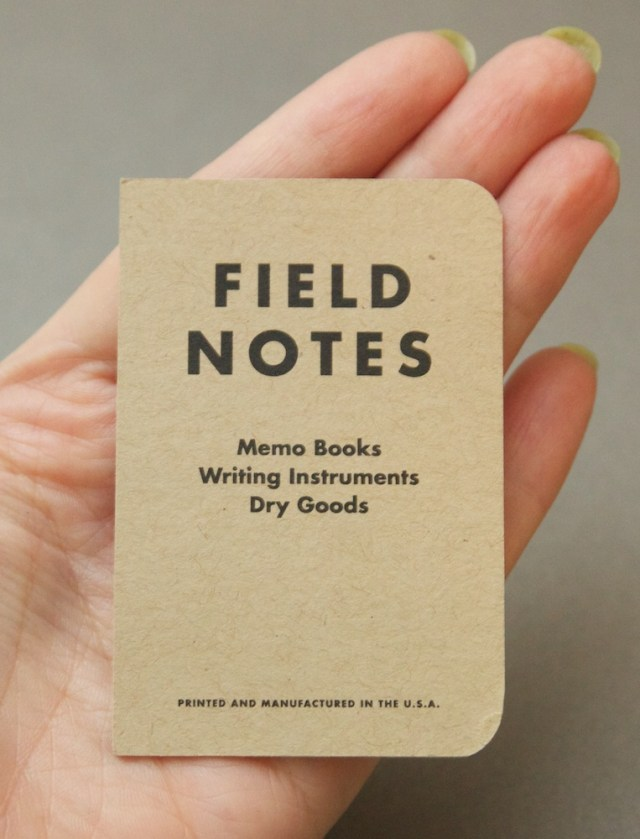 Field Notes Business Card