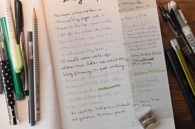 Productive Luddite Blog Paper writing sample