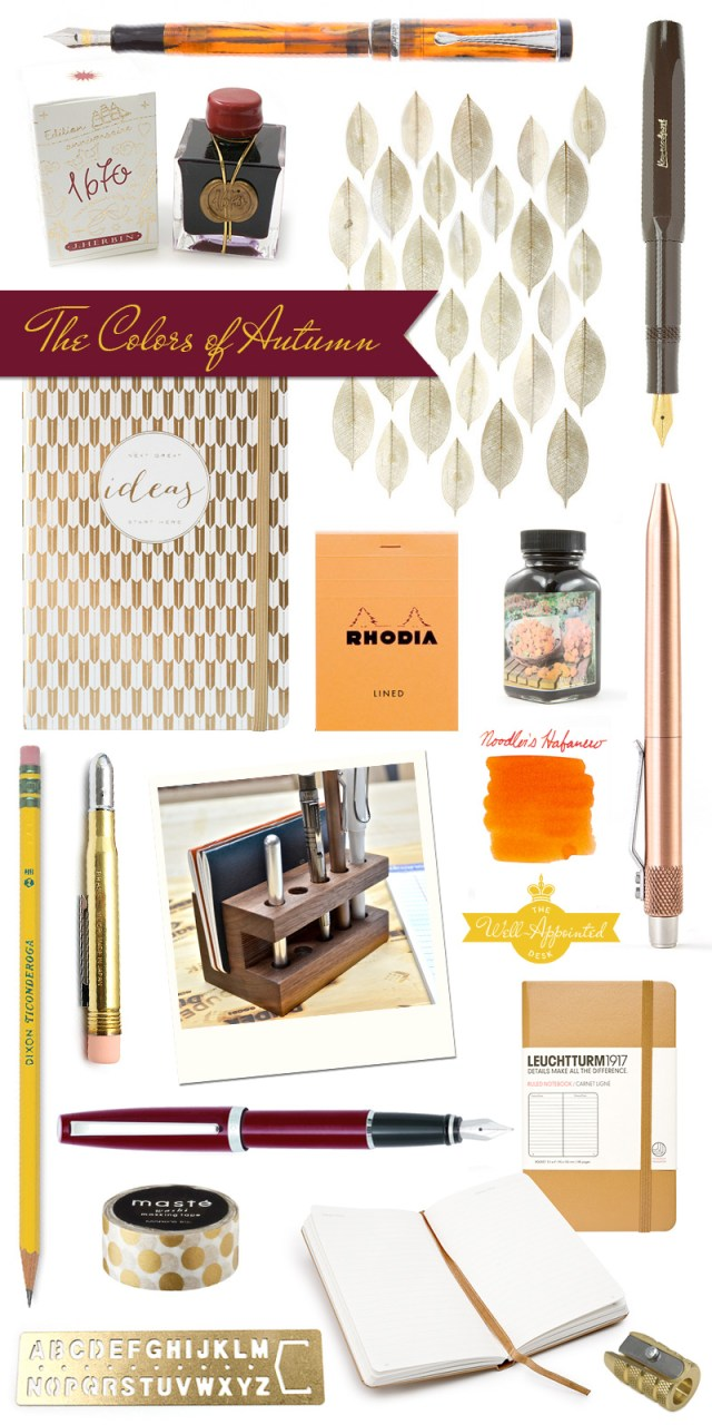 Fashionable Friday colors-of-autumn