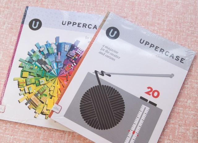 Uppercase 20 & 22