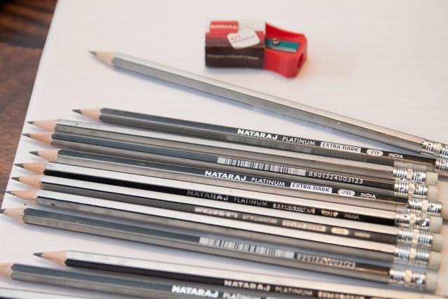 Nataraj Platinum Pencils