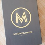 Notebook: Baron Fig Confidant, Maker Limited Edition