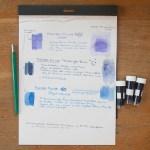 Ink: Papier Plume Inks