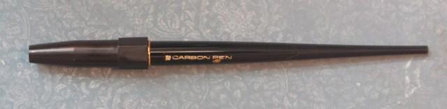 Platinum Carbon Desk FountainPen