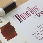 Ink Review: Bung Box Tears of a Clown