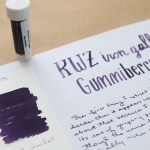 Ink Review: KWZ Gummiberry