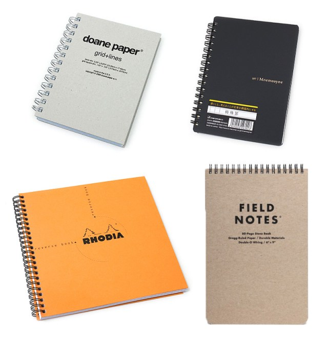 sprial-notebooks