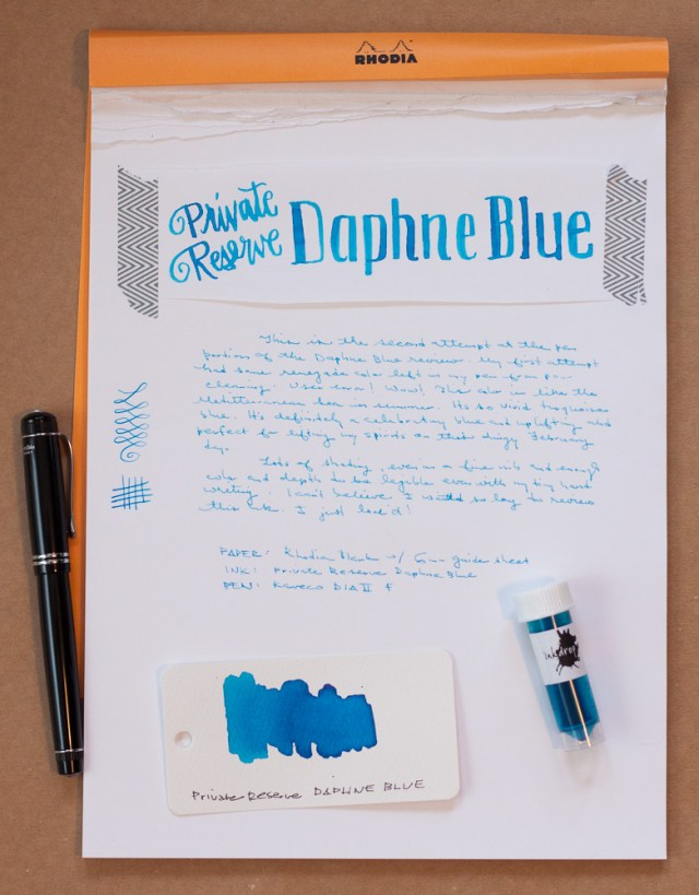 Private Reserve Daphne Blue