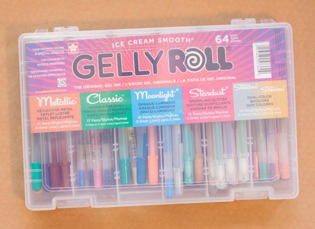 gelly rolls