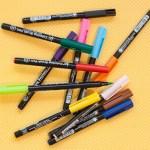 Review: Koi Watercolor Brush Pens 12-Color Set