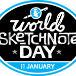 Monday 1/11 is World Sketchnote Day!