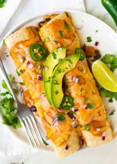 Medium Of Pioneer Woman Enchiladas