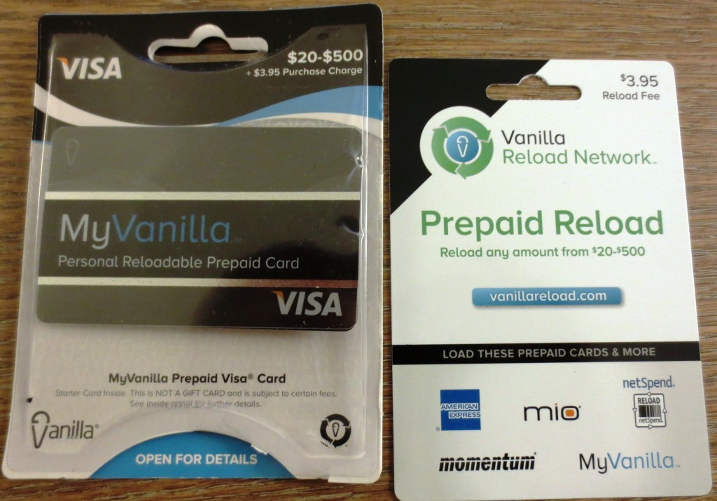 ... and Miles Using the Other Vanilla Reloadable Card | Well Traveled Mile