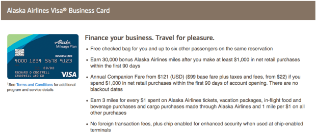 30 000 Mile Bonus Now on Bank of America Alaska Airlines