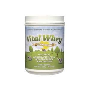 Vanilla Vital Whey Powder