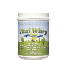 natural grass fed whey protein