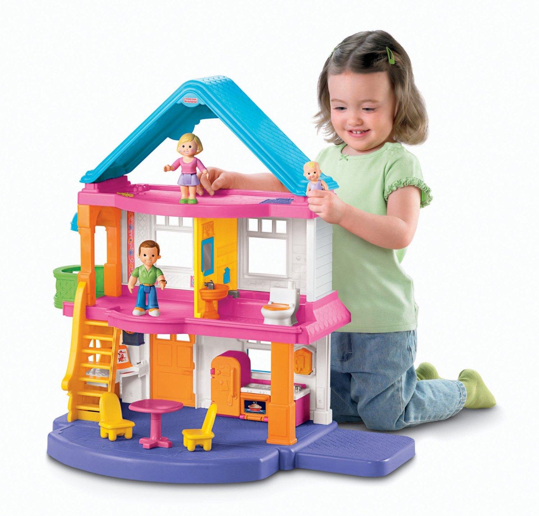 Fullsize Of Fisher Price Dollhouse