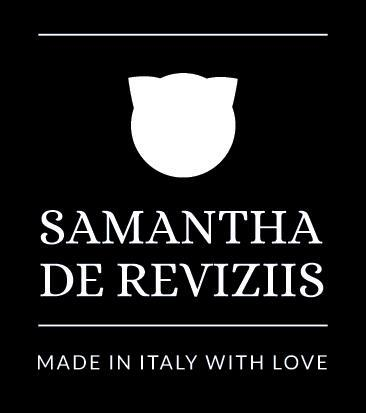samantha de reviziis logo fur
