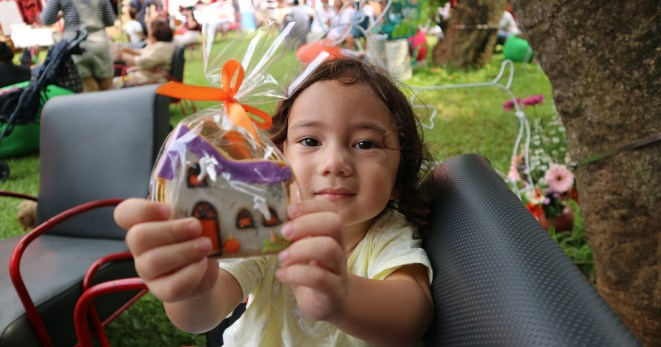 tashamay_welovejakarta_green love a'fair_ Como Park Kemang_Halloween cookies