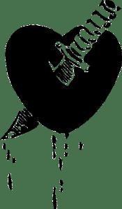 Dolch im Herz der Göttlichen Jungfrau