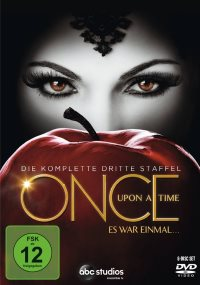 Once upon a Time - Staffel 3, Cover