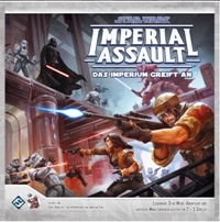 Star Wars Imperial Assault - Cover