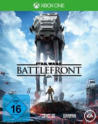 Xbox One Cover - Star Wars Battlefront, Rechte bei Electronic Arts