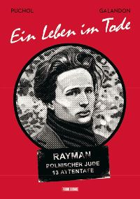 Cover - Ein Leben im Tode: Rayman, Rechte bei Panini Comics