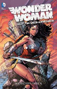 Comic Cover - Wonder Woman - Göttin des Krieges #1: Kriegswunden, Rechte bei Panini Comics