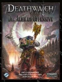 Quellenbuch Cover - Deathwatch: Die Achilus-Offensive, Rechte bei Ulisses Spiele / Heidelberger Spieleverlag