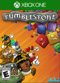 Xbox One Cover - Tumblestone, Rechte bei The Quantum Astrophysicists Guild