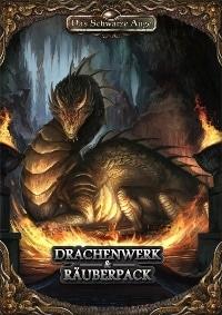 Cover - Drachenwerk & Räuberpack, Rechte bei Ulisses Spiele