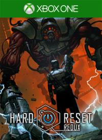 Xbox One Cover - Hard Reset Redux, Rechte bei Gambitious Digital Entertainment