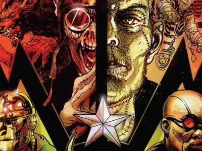 Justice League United #3: Ewiger Krieg