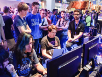 Gamescom am 19.August 2016